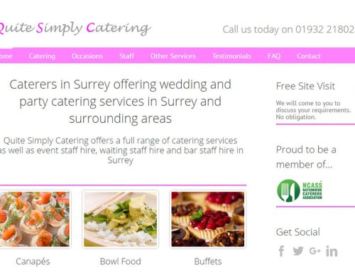 Quite Simply Catering