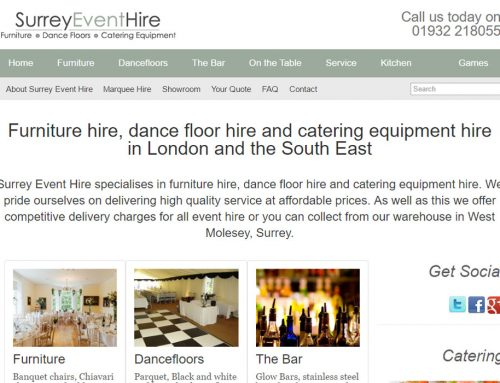Surrey Event Hire